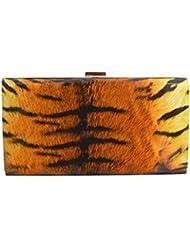 Omkar Shopy New Fashion Women's Ladies PU Clutch/Purse With Sling (Cross Body Bag)(Multi) OS125003421