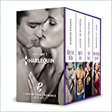 img - for Harlequin E Contemporary Romance Box Set Volume 3: Falling from the Sky\Maid to Love\When the Lights Go Down\Start Me Up book / textbook / text book