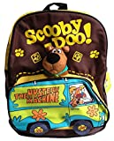 Scooby Doo ! The Mystery Machine Van Plush Backpack School Rucksack Bag for Kids