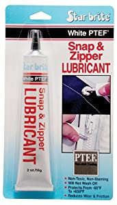 Star brite Snap and Zipper Lubricant with PTEF
