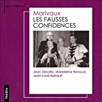 Les fausses confidences | Pierre Carlet de Chamblain de Marivaux