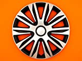 AUDI A6 (2011 on) 13 inch Nardo Car Alloy Wheel Trims Hub Caps Set of 4