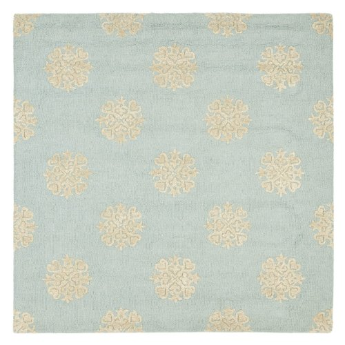 Safavieh Soho SOH213B Area Rug - Light Blue/Beige