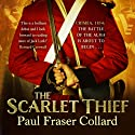 The Scarlet Thief Audiobook by Paul Fraser Collard Narrated by Dudley Hinton