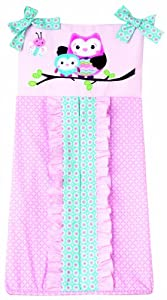 Summer Infant Diaper Stacker, Who Loves You