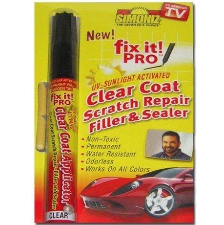 Fix It Pro Clear Car Scratch Repair Remover Pen Simoniz (Tv Scratch Remover compare prices)