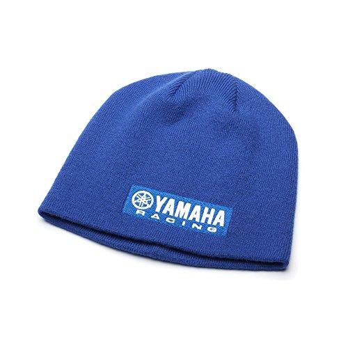 bonnet-officiel-yamaha-bleu-paddock-2016