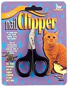 JW Pet Company GripSoft Nail Clipper for Pets, Small