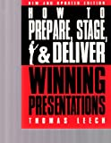 img - for How to Prepare, Stage and Deliver Winning Presentations book / textbook / text book