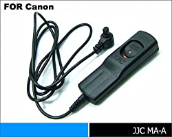 JJC RS-80N3 Camera Remote Switch Replaces Canon