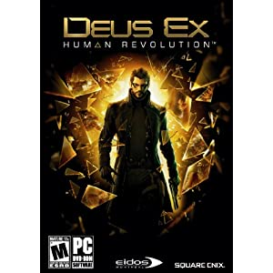 Deus Ex: Human Revolution Standard Edition Video Game for Windows