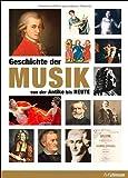 Geschichte der Musik: Von der Antike bis Heute