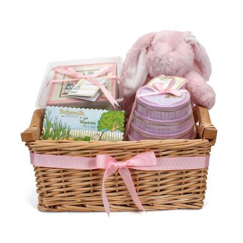 Child to Cherish Ultimate Keepsake Gift Basket, Pink