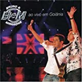 DVD - Bruno E Marrone - Ao Vivo Em Goiania