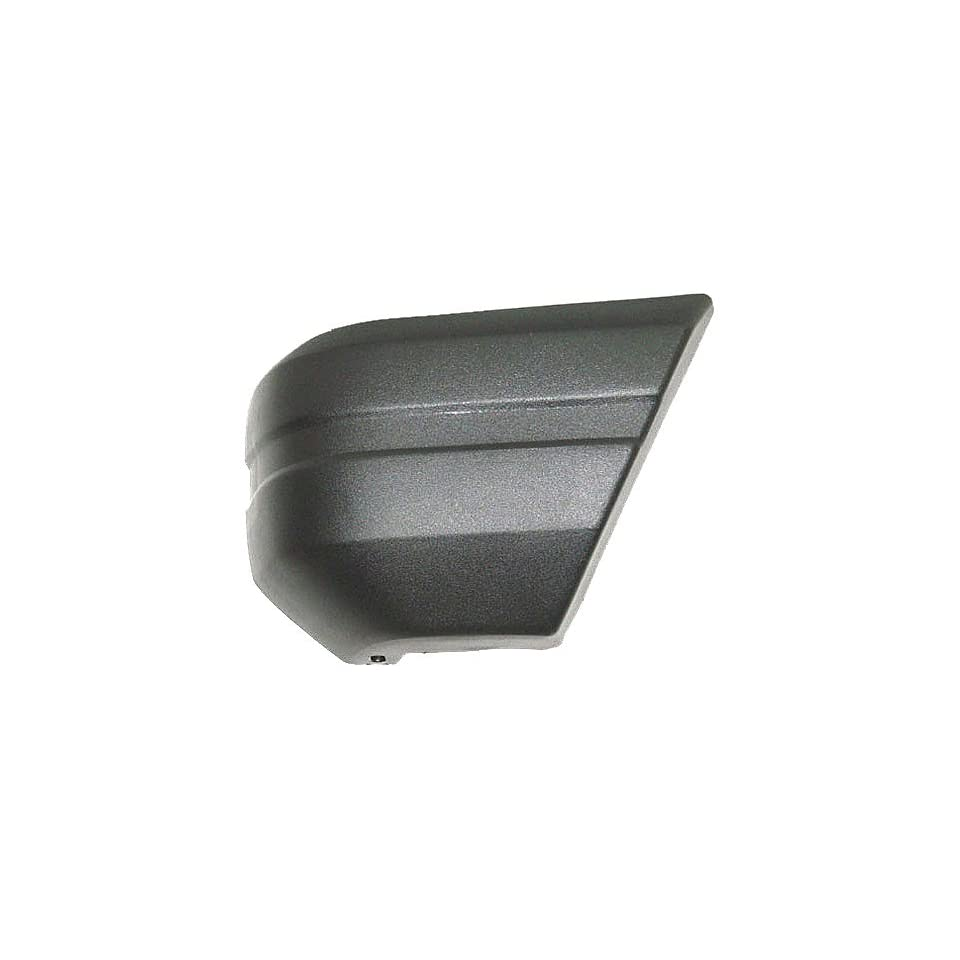 OE Replacement Jeep Cherokee/Wagoneer/Pickup Front Driver Side Bumper Extension Outer (Partslink Number CH1004107)