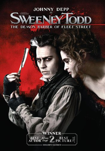 Sweeney Todd Cover