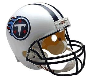 Riddell Tennessee Titans Deluxe Replica Football Helmet by Riddell