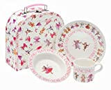 Emma Bridgewater 3-Piece Childs Feeding Set, Multi-Colour