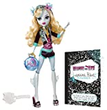 Monster High Lagoona Blue Doll and Neptuna Pet Piranha