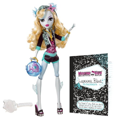 Monster High Lagoona Blue Doll