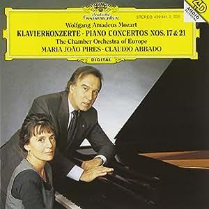 Mozart : Piano Concertos n°17 & 21