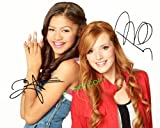 Shake It Up cast reprint signed photo Zendaya Coleman Bella Thorne #2