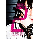 Gero/Live Tour 2014 -SECOND- DVD(通常盤)