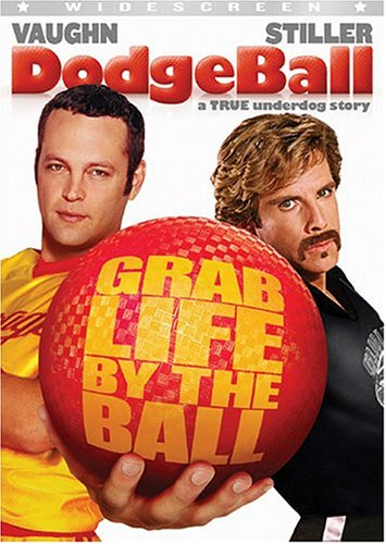 Cover art for  Dodgeball - A True Underdog Story (Widescreen Edition)