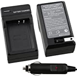 Canon Powershot PRO 1 Digital Camera BP-511 Battery And Wall Charger With Car Charger Adapter DavisMAX PRO1 BP511...