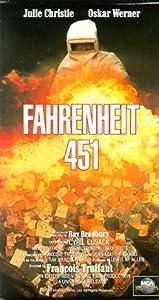Fahrenheit 451 [VHS]