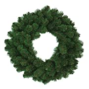 42 Douglas Fir Artificial Christmas Wreath - Unlit