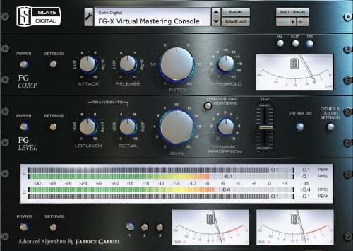 Slate Digital FG-X Virtual Mastering Processor (Mastering Software compare prices)