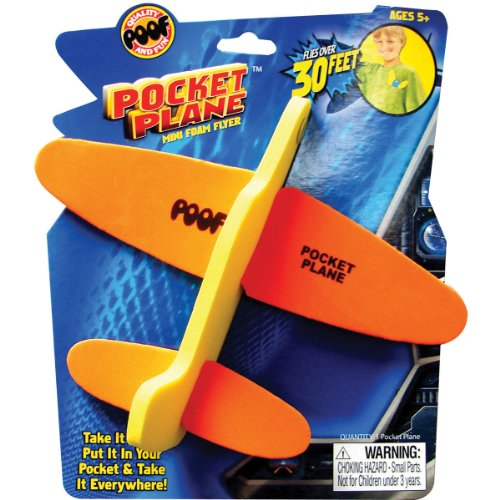 POOF Flying Pocket Plane - 1
