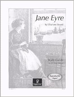 Jane Eyre Study Guide | GradeSaver