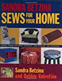 Sandra Betzina Sews for Your H (1561584460) by Betzina, Sandra