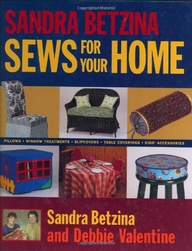 Sandra Betzina Sews For Your Home front-764598
