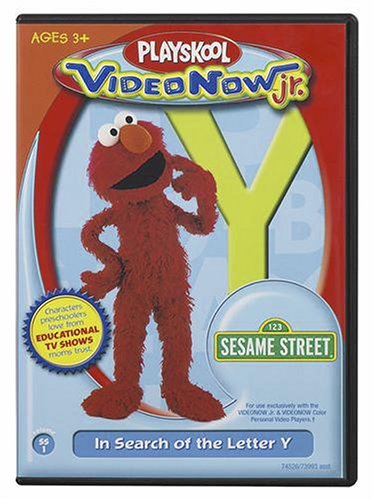 Videonow Jr. Personal Video Disc: Sesame Street #1 - 1