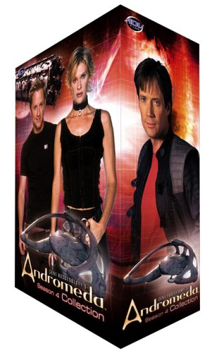 Andromeda Season 4 [DVD] [2000] [Region 1] [US