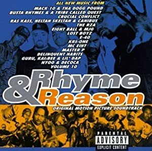 Rhyme & Reason Soundtrack