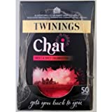 Twinings Chai Tea Bags - 4 x 50's