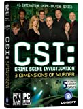 CSI: 3 Dimensions of Murder - PC