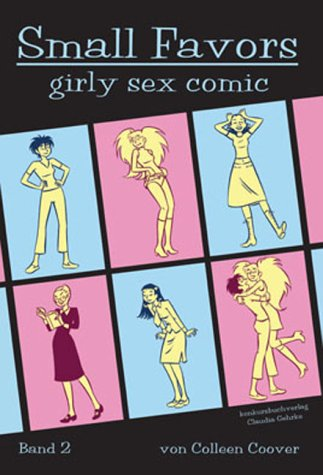 Small Favors 2. Girly Sex Comic
