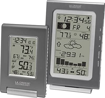 La Crosse Technology Combo11-IT Wireless Weather Station Combo Pack from La Crosse Technology