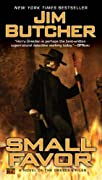 Small Favor: A Novel of the Dresden Files by Jim Butcher cover image