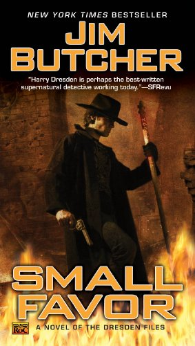 Small Favor: A Novel of the Dresden Files by Jim Butcher