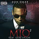 echange, troc Don Omar - Don Omar Presents Mto2: New Generation