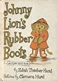 Johnny Lions Rubber Boots (An I CAN READ book)