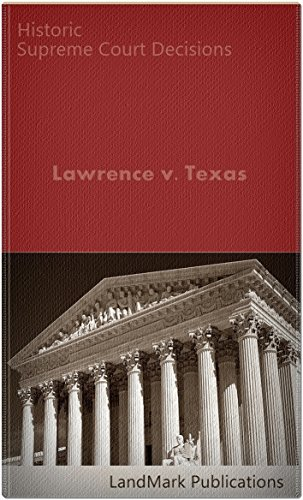 bowers v hardwick supreme court case essay Constitutional law deliverable length: 5-6 pages part i read the us supreme court decision in the following cases: bowers v hardwick, 478 us 186 (1986.