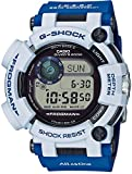 [カシオ]CASIO 腕時計 G-SHOCK MASTER OF G 世界6局対応電波ソーラー FROGMAN Love The Sea And The Earth GWF-D1000K-7JR メンズ