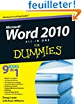 Word 2010 All-in-One For Dummies�